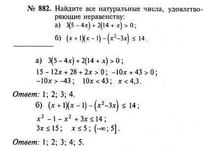 ГДЗ по алгебре за 10 класс